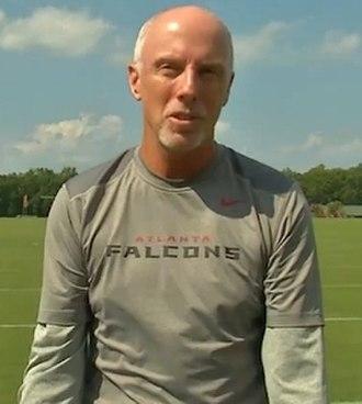Rich McKay - McKay in 2014