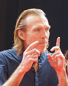 Richard Brake Comic Con Brussels 2018 (cropped).jpg
