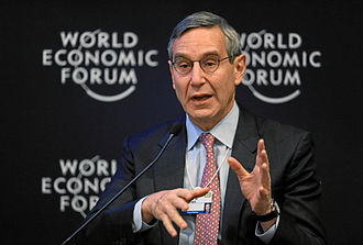 Richard Edelman - Edelman at the World Economic Forum Annual Meeting, 2011