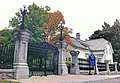 Rideau Hall west gate and visitors' centre.jpg