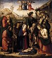 Ridolfo del Ghirlandaio - Adoration of the Shepherds - WGA08919.jpg