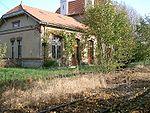 Gare de Voncq, près de Roche, de laquelle Rimbaud est parti lors de ses voyages