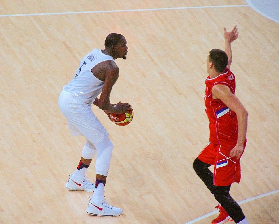 Rio 2016 - Men's basketball USA-SRB (29168433900)
