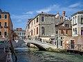 Rio di Noale e Ponte Pasqualigo Cannaregio Venezia.jpg