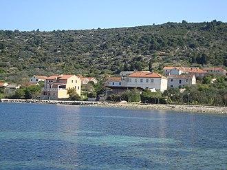 Soline, Sali - Image: Riva na Solinama