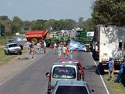 Para los camioneros 2 - 1 2
