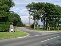 Road to Staining Lodge Golf Course - geograph.org.uk - 1394620.jpg