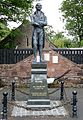 Robert Burns' statue in New Cumnock.JPG