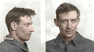 Robert Stroud - Image: Robert Strouod c.1920s