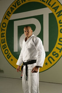 Roberto Traven Brazilian Brazilian Jiu-Jitsu practitioner and mixed martial arts fighter