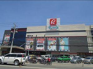 Cabanatuan -  Robinsons Townville Cabanatuan