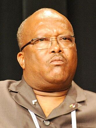 Roch Marc Christian Kaboré - Image: Roch Marc Christian Kaboré