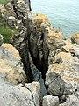 Rock bridge - geograph.org.uk - 573888.jpg