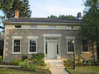 Herrick Cobblestone United States historic place