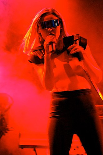 Róisín Murphy - Murphy performing in 2008.