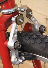 Bolt On Bicycle Bike Side Pull Brake Pads Shoes Bmx  Bs