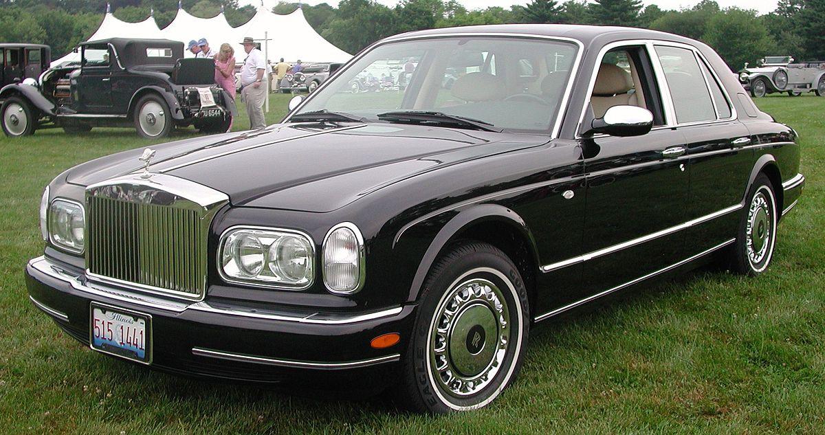 Rolls Royce Silver Seraph Wikipedia