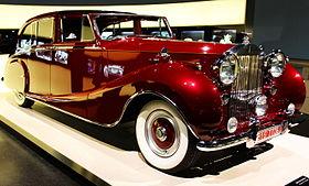 Rolls-Royce Phantom IV