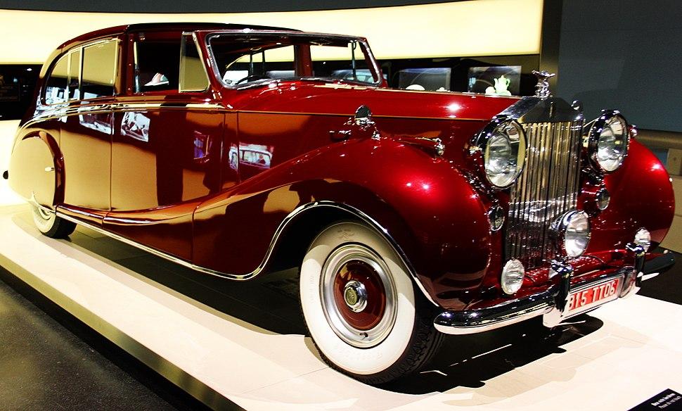 Rolls Royce Phantom IV 1952