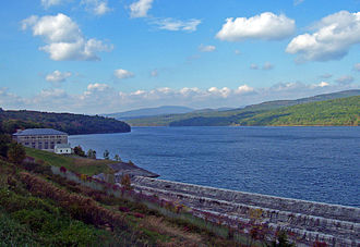 Rondout Creek - Rondout Reservoir