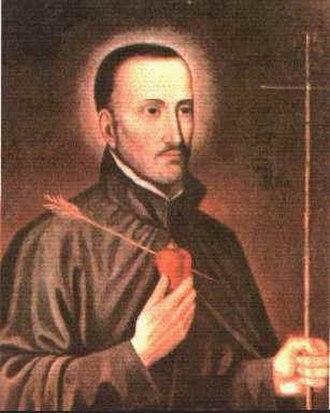 Roque González y de Santa Cruz - Image: Roque González de Santa Cruz