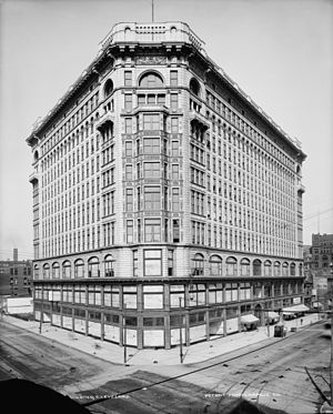 Medical Mutual of Ohio - The Rose Building, c. 1900