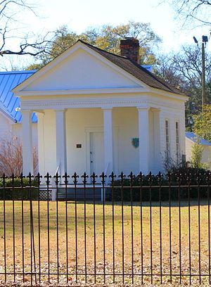 Roseland Plantation - The Roseland Apothecary Office, now at Sturdivant Hall
