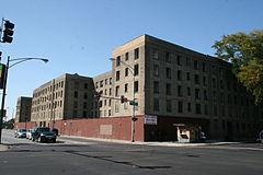 Rosenwald Apartment Building 1 Jpg