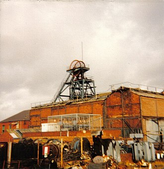 Rothwell Colliery in 1984 Rothwell Colliery - geograph.org.uk - 1565074.jpg