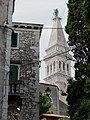 Rovinj Saint Euphemia tower.jpg