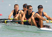 Rowing - USA Lwt 4 @ World Champs 2003