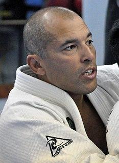 Royce Gracie Brazilian professional mixed martial artist