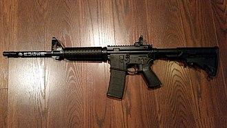 Ruger SR-556 - Ruger AR-556 Rifle