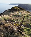 Ruined farm equipment on the cliff tops near Port Mulgrave - geograph.org.uk - 662890.jpg
