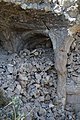 Ruined villa of the 19th century Yezidi Mir in Baadre, near Shekhan in Duhok Governorate 14.jpg