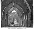 Ruinen einer alten Abtei (innen) 1866.png