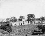 Ruins of Fort Frederick, Crown Point, N.Y. 1907