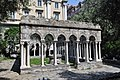 Ruins of the Monastery of Sant'Andrea in Genoa.jpg