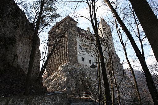 Rumania .Castillo de Bran