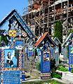 Rumunia, Sapanta, Wesoły Cmentarz(Aw58)7.JPG