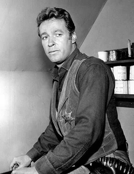 Image result for russell johnson in black saddle