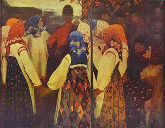 Andrei Ryabushkin - Image: Ryabushkin dance
