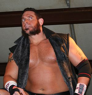 Konnor (wrestler) - Parmeter in 2009