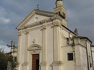 Camposampiero - Saint Mark Church