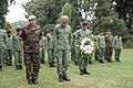SAF lay a wreath in Christchurch - Flickr - NZ Defence Force.jpg