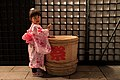 SAKURAKO and Sake barrel. (6062198335).jpg