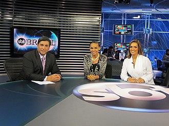 Marina Silva - Silva on SBT