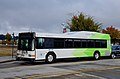 SMART Gillig low-floor hybrid bus T4414 at Wilsonville Station transit center in 2018.jpg