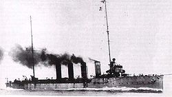 SMS Helgoland 1916