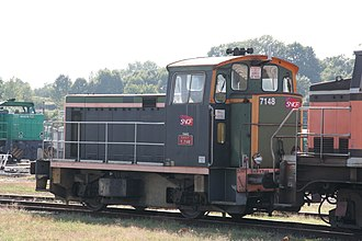 Billard - Billard Locomotive Y 7200